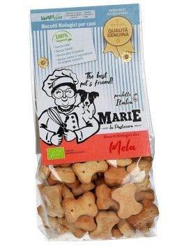 Marie Biscotti Biologici per Cani 210 gr Mela