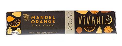 Vivani Bio Mandel Orange Rice Choc Riegel (1 x 35 gr)