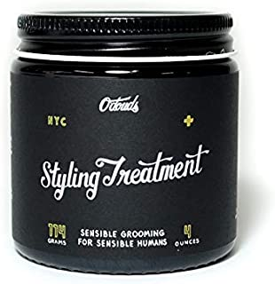 O'Douds (オダウズ) スタイリングトリートメント STYLING TREATMENT (ヘアバーム メンズ) 水性/ポマード/ワックス/pomade/グリース/整髪料/クリーム (114g)