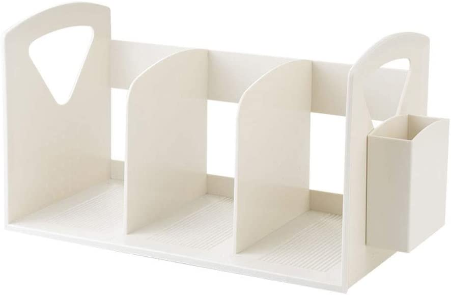 Recommended Decoration Bookends Desktop Books Plastic Anti-Movement Free shipping