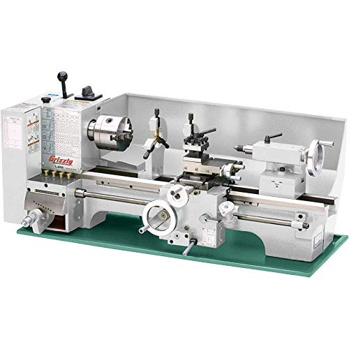 New Grizzly G4000 Bench Lathe, 9 x 19-Inch