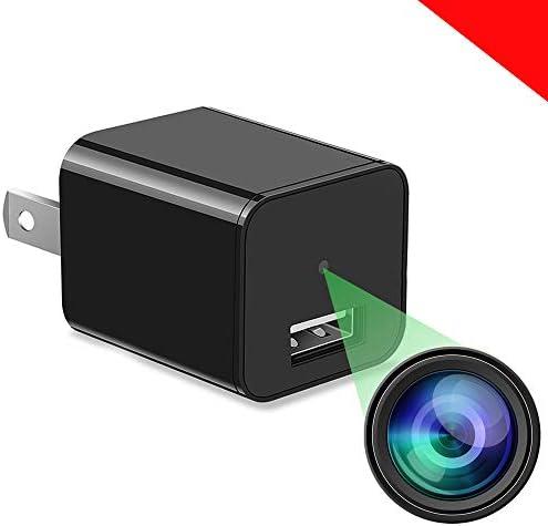 Spy Camera Charger Hidden Camera Premium HD 1080P Best Spy Charger USB Charger Camera Hidden product image