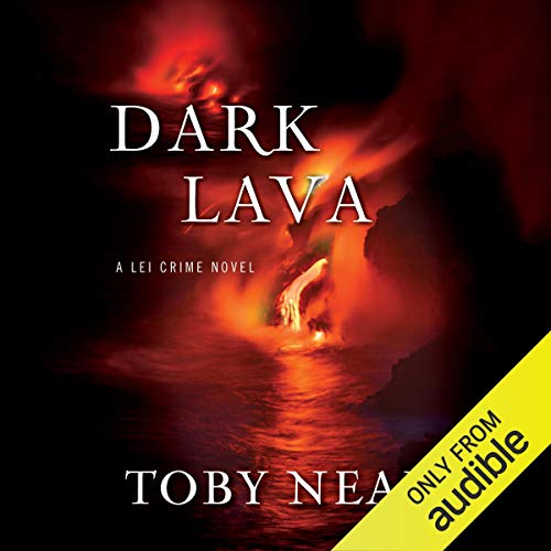 Dark Lava audiobook cover art