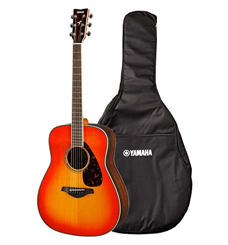YAMAHA アコースティックギター FG SERIES オータムバースト B01BDMKTRC 1枚目