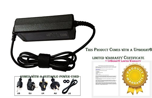 UpBright 24V AC/DC Adapter Replacement for Canon CA-CP200 W CA-CP200W CACP200W CA-CP200 B CA-CP200B CACP200 B CACP200B Workgroup Thermal Printer 24VDC 1.8A 2.2A -3A Compact Power Supply Cord Charger Photo #2