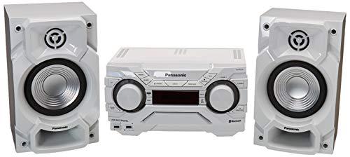 Panasonic SC-AKX220 – Minisistema de sonido, color Blanco