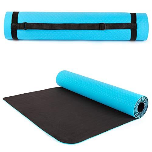 just be...… Esterilla de Yoga Antideslizante colchón de Ejercicio ecológica Material...