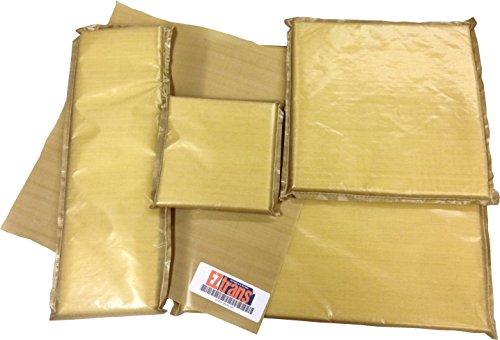 Teflon-Kissen für Jugendkleidung und kleinere Gegenstände, 12,7 x 40,6 cm, beseitigt Vertiefungen