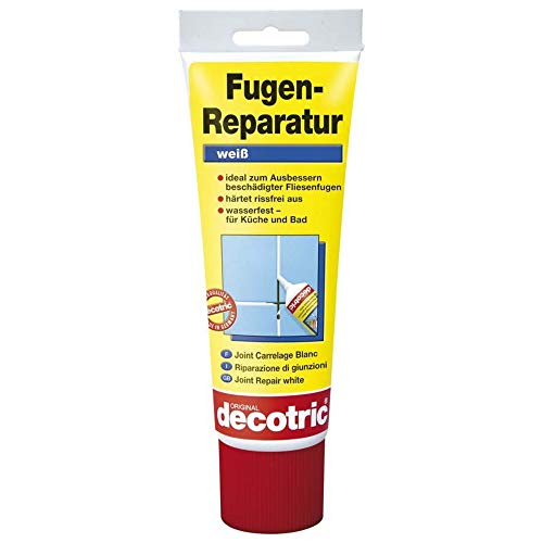 Decotric Fugen-R EPARATUR Bianco 400 gr