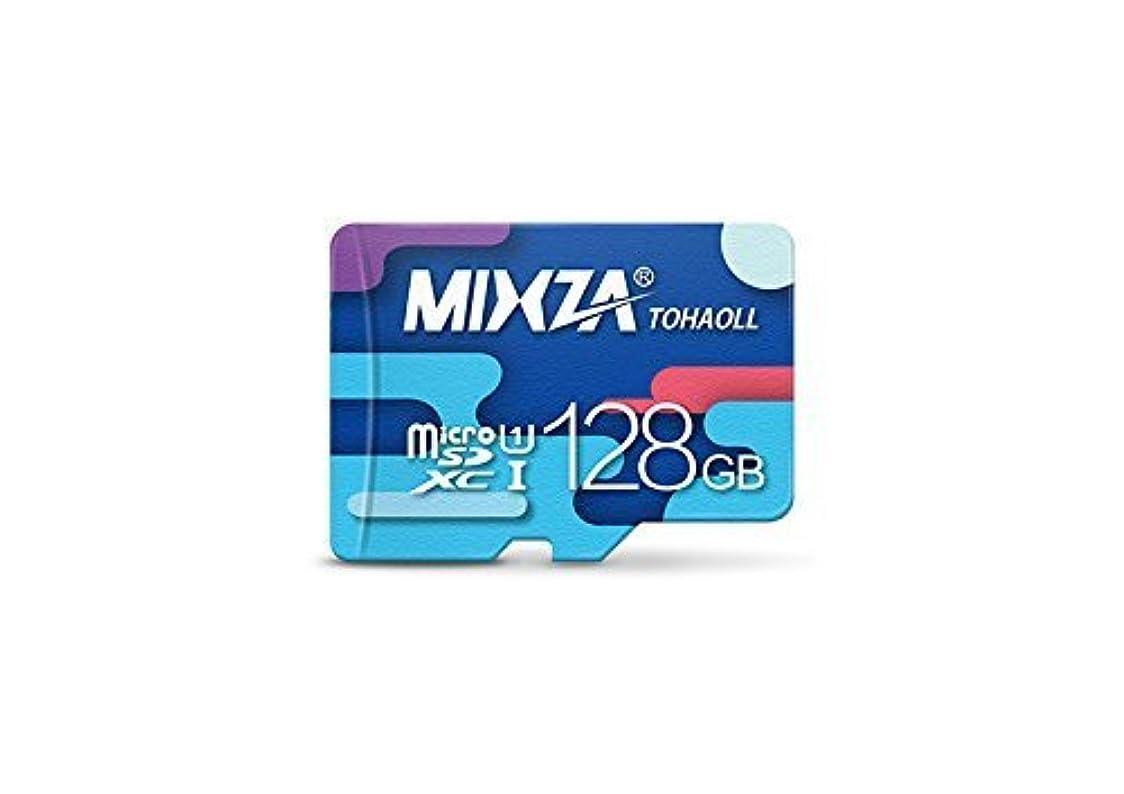 ブラシ傑出した工業化するBLU VIVO XI+のプロフェッショナル128GB MicroSDXC認定 MIXZAはPro-Speed、耐熱性、耐寒性に優れ、一生涯使用できるように作られています。 (UHS-3/3.0/V30/80MB/s)