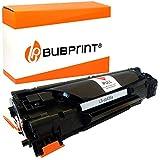 Bubprint Kompatibel Toner als Ersatz für CB436A HP36A HP 36A 36 A für LaserJet P1503 P 1505 P1505 P1505N P1506 M1120MFP M1120 M1500 MFP M1522N M1522NF Schwarz