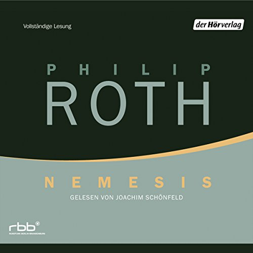 Nemesis Audiobook By Philip Roth cover art