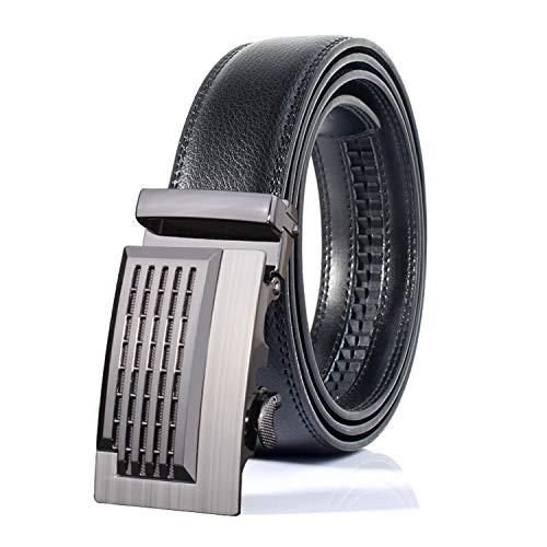 Men Belts Fashion Men's Belt Strap Designer Automatic,4,125cm 37to40 Incn