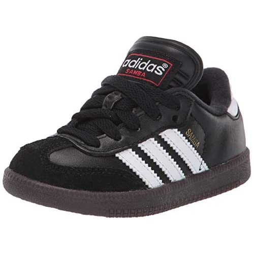 adidas Boys' Samba Classic J Skate Shoe