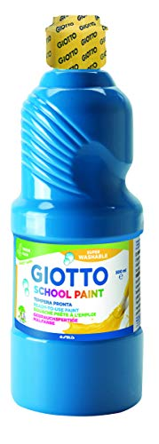 Giotto - Témpera, color cyan (535315)