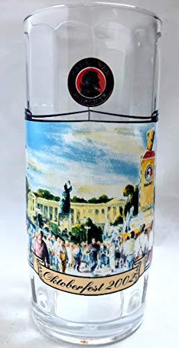 Paulaner Jarra de cerveza de 0,5 l, de Múnich, Oktoberfest 2002, jarra...