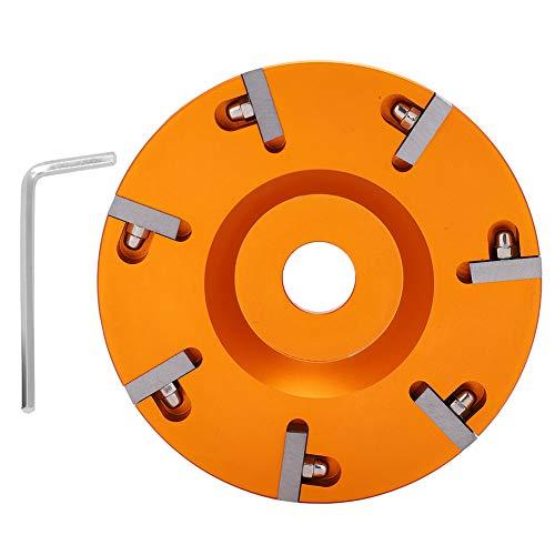 Huftrimmklinge, elektrisch Einfach zu verwendende Legierung, die mehr Zeit und Mühe spart Huftrimmscheibenplatte, Nicht leicht zu brechen für Viehrinder