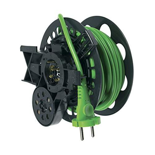 Bosch Siemens 646161 00646161 ORIGINAL Kabeltrommel Kabel Winde Schuko Stromanschluss für ERGOMAXX GREEN POWER Staubsauger