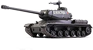 Russian Tanks is-2 Object 240 Heavy Tank Soviet Union 1943 Year WWII 1/72 Scale Diecast Model
