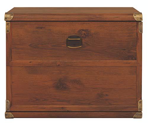 BOARDD - Zapatero para pasillo y zapatero con tapa abatible, 60 x 47,5 x 40 cm