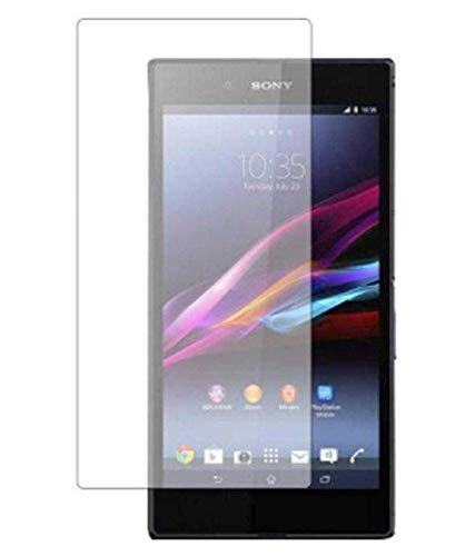 Tuta Tempered Glass with Nano tech Technology 0.26mm Highly Transparency Matte Screen Protector for Sony Xperia Z Ultra (Pack of 1)