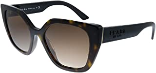 نظارة شمسية من برادا PR 24 XS 2AU6S1 هافانا