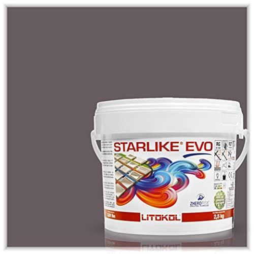 Starlike EVO Epoxy Grout 140 Nero Grafite Classic Collection 2.5 kg - 5.5 lbs.