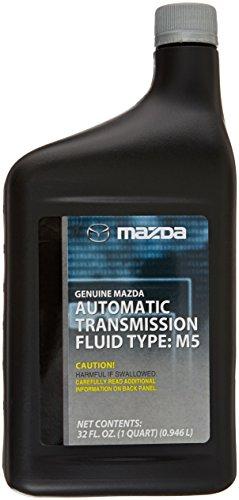 Genuine Mazda 0000-77-112E-01 Transmission Fluid