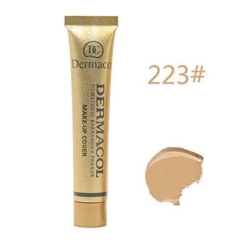 dermacol Make-up Cover–Stark cubrientes, impermeable Foundation con SPF 30