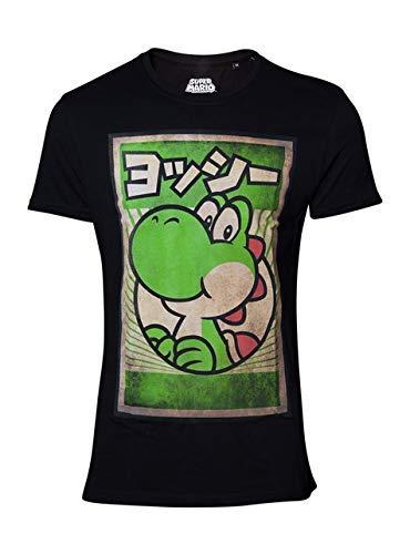 Gaya Entertainment Bioworld TS160521NTN-S T-Shirt, Schwarz, S