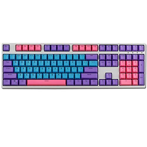 Taide Joker 108 Key OEM Profile PBT Keycap Keycaps Set for Mechanical Keyboard (Joker)