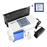 AIJUN Portable Insulin Cooler Refrigerator Box,Mini Insulin Cooler Car Refrigerator Keeps Medication Cooler and Insulated,Long Working Time for 8 Hours (Include 2 Batteries)