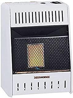 pro com gas heater manual