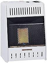 ProCom Heating INC MN060HPA 6,000 BTU Natural Gas Infrared Wall Heater, White