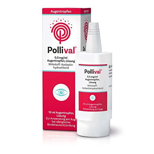 Pollival 0,5 mg/ml Augentropfen, 10 ml