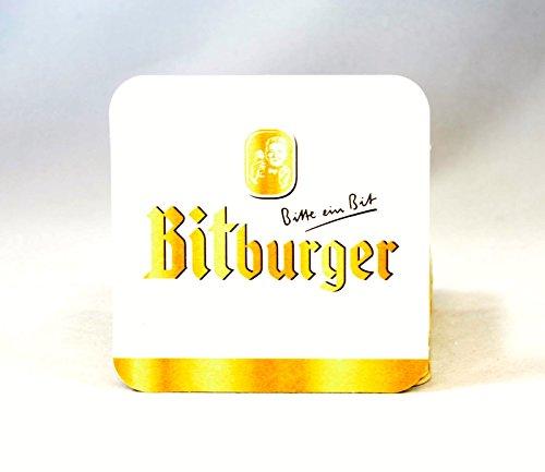 300 Bitburger Bierdeckel
