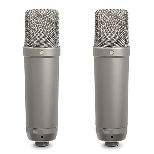Rode NT1-A - Micrófono de Diafragma Grande para Estudios de...
