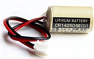 Plcbatt®纯正新品 CR14250SE 電池 CP1W-BAT01 (White Plug)