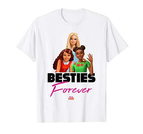 Barbie Dreamhouse Adventures Besties Forever T-shirt