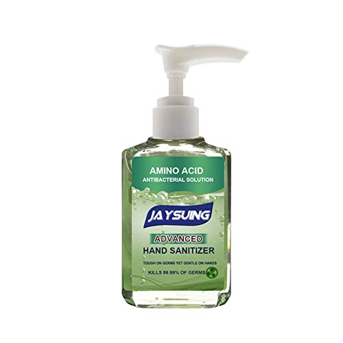 Vorname 10PCS*60 ML Botanical An-tibac-terial Foaming Hand Sanitizer - Original Scent,- alcohol-free, kid friendly, biodegradable solution for Outdoor Indoor School Office Hand Air Sanitizer