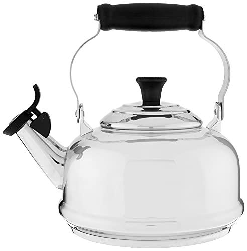 Le Creuset Stainless Steel Whistling Tea Kettle