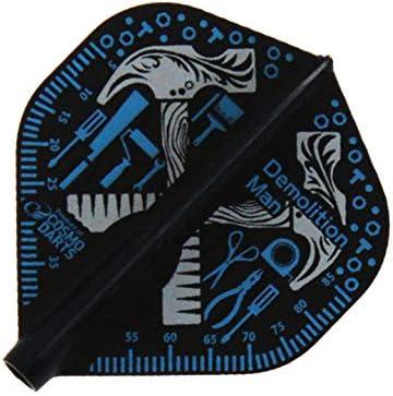 COSMO DARTS Fit Flight Max 81% OFF Selling rankings Darren Webster Signature Flights V3 Dart