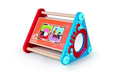 Hape E0434 - Dierlijke Action-Box, motorisch speelgoed