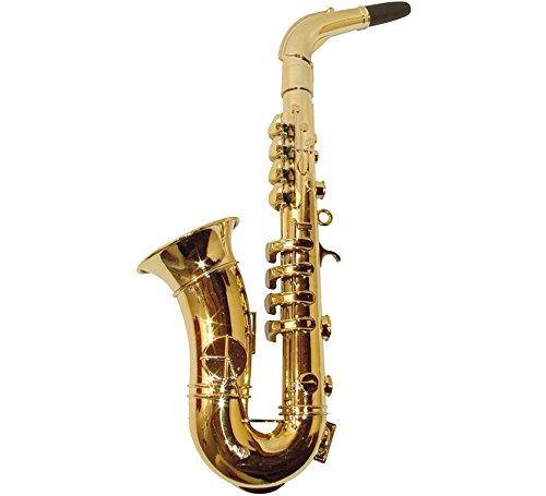Saxofón de imitación 8 notas en color...