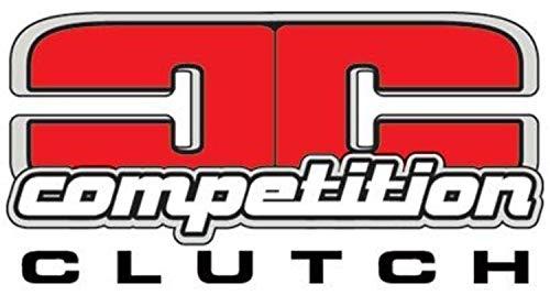 Competition Clutch TM2-880K-A Clutch Disc (Honda/Acura K Series 1-1/32 x 24 Trans/Upper p/n 4-8037-C)