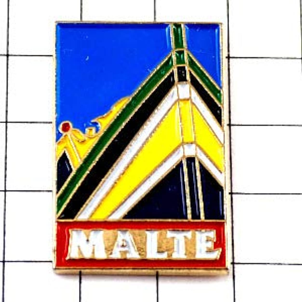 意味のあるバラ色ブロンズ限定 レア ピンバッジ マルタ島の船 ピンズ フランス 289972