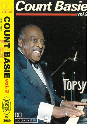 Count Basie vol.2 'Topsy' (vers.audio C7)