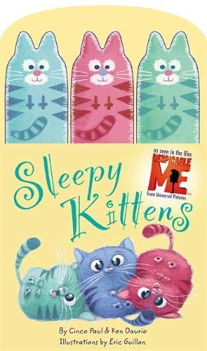Minions: Sleepy Kittens (Despicable Me)