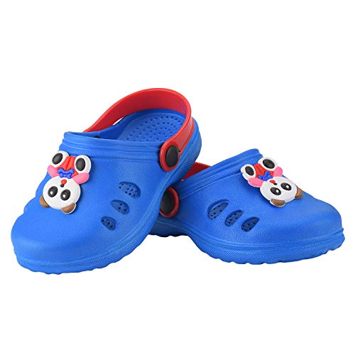 Girls Clubs Slipon's/Sandals/Hopits/Clogs Crocs and Mules for Kids for 2.5 Year to 5 Year Boys & Girls(Unisex)