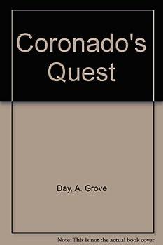 Paperback Coronado's Quest Book